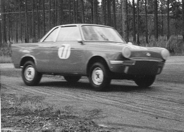 BMW 700 Nurbergring coupe