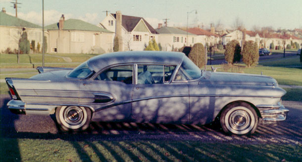 1953 Buick Speciall