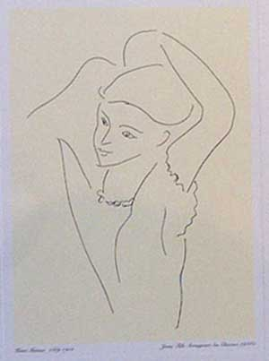 Matisse - Young Girl